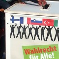 Wahlurne - Wahlrecht für alle (CC-BY-SA) Mehr-Demokratie- e.V.